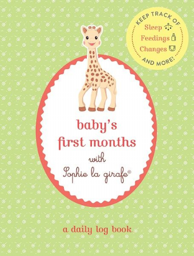 Sophie the Giraffe - Baby's First Months